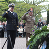 Annual Netherlands Remembrance Services in Brunssum