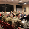 Resolute Support Key Leader Training