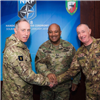 NRDC ITALY takes over Responsibility as the NRF18 Land Component Command