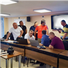 JFC Brunssum conducts NATO Operations Planning Process Introduction in Georgia