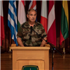New JFC Brunssum Chief of Staff Addresses Headquarters Personnel