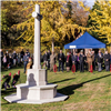 100th Armistice Anniversary Remembrance Service in Brunssum