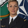 OR-6 Brunelle Maniere (FRA) 2018 ACO Military Member of the Year recipient