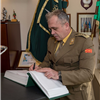 Defence Chief of Republic of North Macedonia Visits JFC Brunssum
